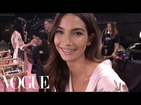 How the Victoria's Secret Angels Get Runway Ready | Vogue
