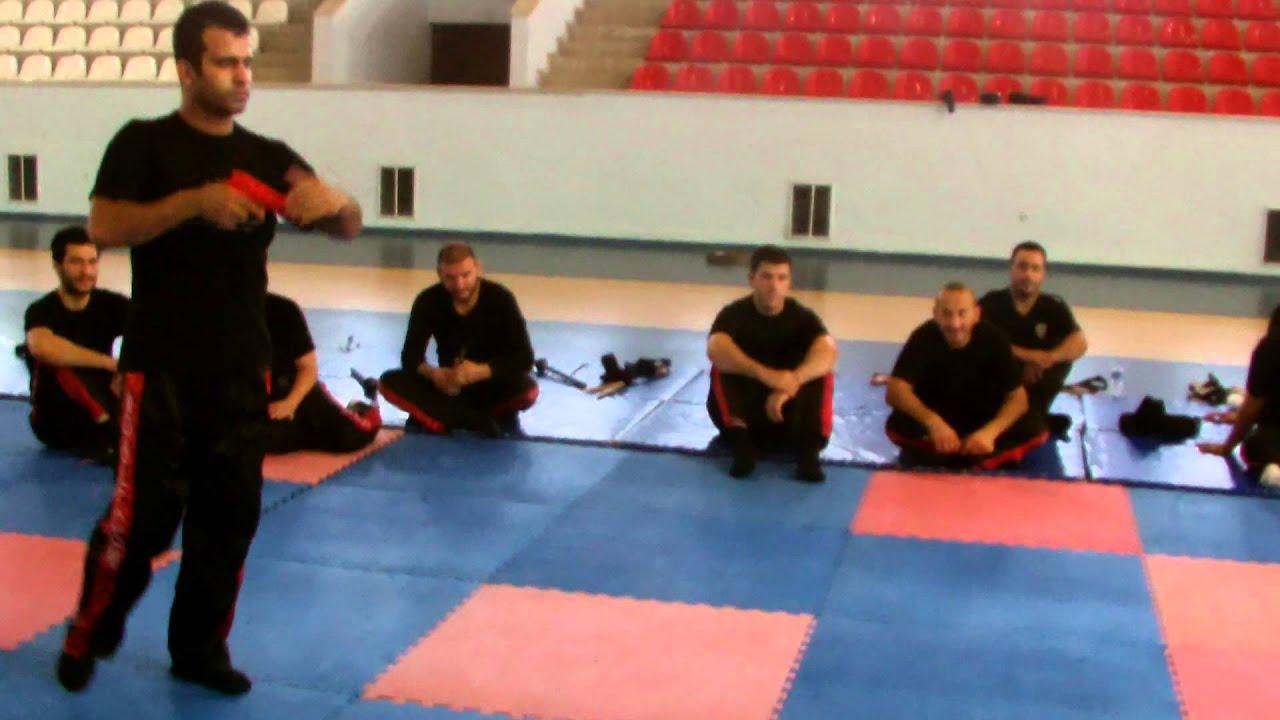 Arnavutköy Polis Meslek Yüksekokulu Savunma Eğitimi