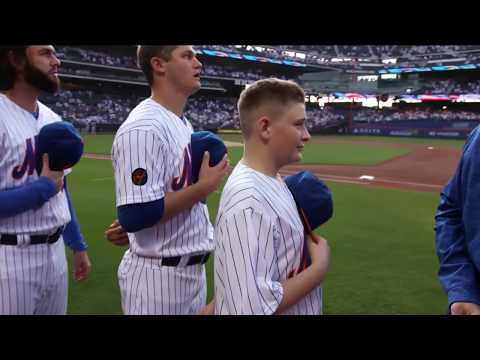 Mets Make A Wish Come True