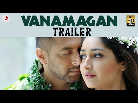 vanamagan Trailer