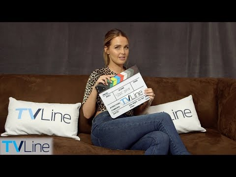 Camilla Luddington Talks 'Grey's Anatomy,' 'Tomb Raider' | Comic-Con 2018 | TVLine