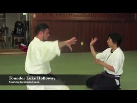 Learning Jujutsu in Japan