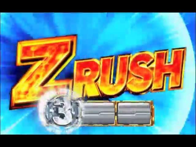 【純増約3.0枚】Z-RUSH【Zゴールド・インフィニティ 公式動画】