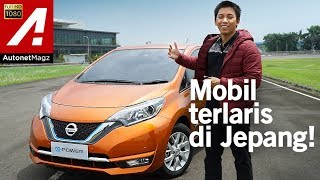 Video Nissan Note e Power 2017 Review & First Drive Test by AutonetMagz MP3, 3GP, MP4, WEBM, AVI, FLV Desember 2017