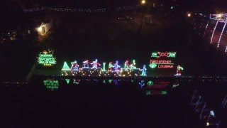 Natchitoches (LA) United States  city photos : Natchitoches Louisiana Christmas Lights 2015