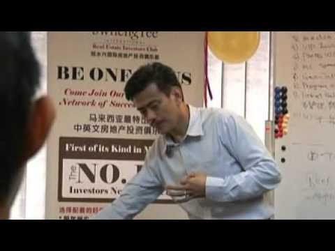 SwhengTee 《更上一层楼》第一个中文房地产特制电视节目