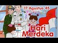 Hari Merdeka ( 17 Agustus 1945 ) | Diva Bernyanyi | Lagu Anak Channel