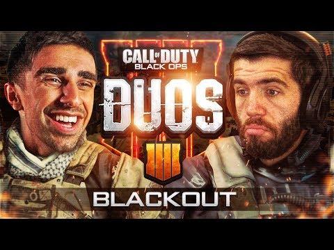 🔴 LIVE DUOS! - CoD BLACKOUT - Black Ops 4 Battle Royale