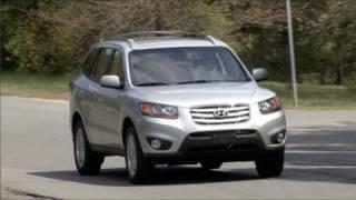 2010 Hyundai Santa Fe - Test Drive