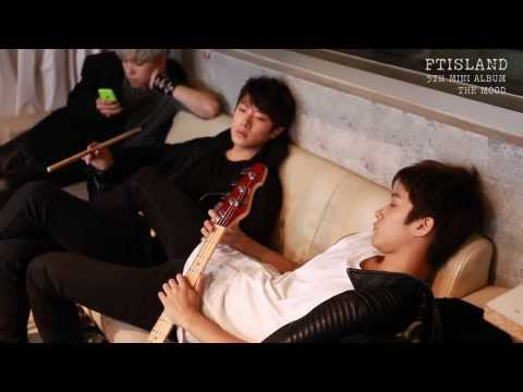FTISLAND 5TH MINI ALBUM [THE MOOD] JACKET MAKING