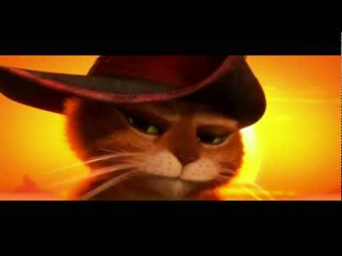 Puss in Boots trailer 2011 Official Teaser [HD]