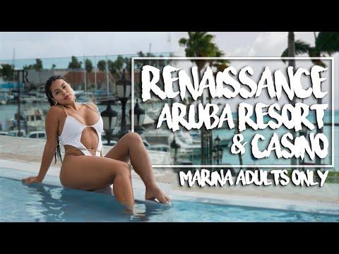 RENAISSANCE HOTEL ARUBA - ADULTS ONLY Spending New Year's Eve   Celebrando el Año Nuevo 🎆