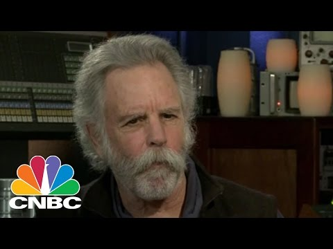 How Grateful Dead's Bob Weir 'Got Lucky' | CNBC