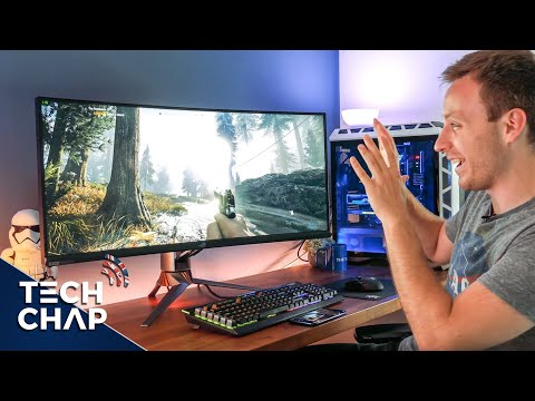 The Best GAMING Monitor in the World! 2019 | The Tech Chap