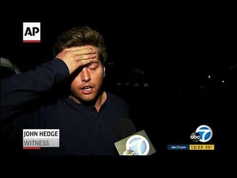 Gunman dead, 11 others shot in California bar
