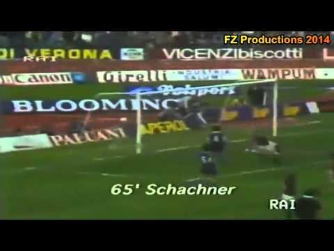 tutti i goal di walter schachner in serie a!