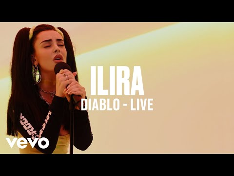 ILIRA - Diablo (Live) - Vevo DSCVR