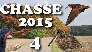 CHASSE 2015 PETIT GIBIER CHAPITRE 4 CALIBRE 410 ET 28 BÉCASSE, PERDRIX, FAISANS !!