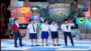 School Bus First Class 18 September 2013 - Thai Variety Game Show