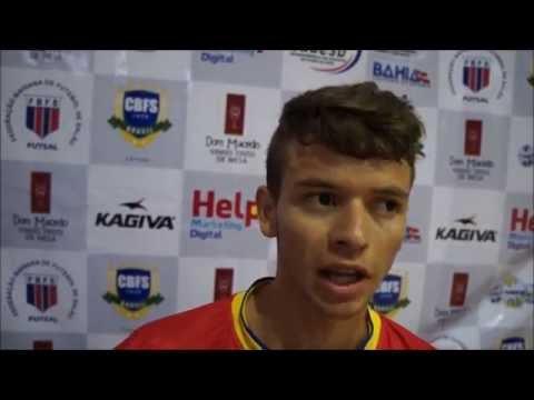 Jânio Quadros: Campeonato Baiano de Futsal ETAPA SUDOESTE Sub-20.
