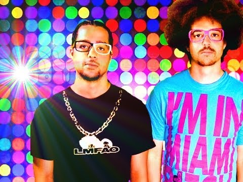 LMFAO – Party Rock Anthem Ft. Lauren Bennett (Music Video Parody) With Lyrics