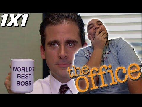 The Office 1x1 REACTION | Pilot | Episode 1 Reaction