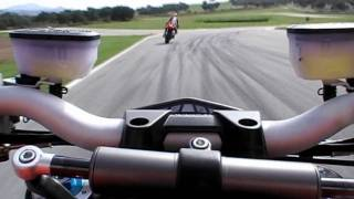 7. 2009 Ducati Streetfighter S onboard from Ascari, first in HD! Teaser...