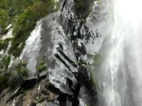 Cachoeira Salto Lava Pés - São Martinho da Serra - RS