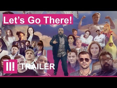 BBC Three - Let's Go There