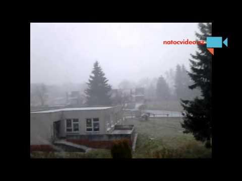 Sníh na Rovné
