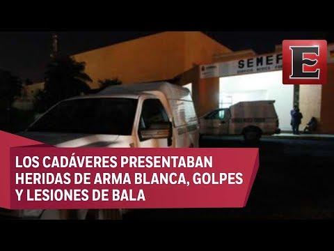 Hallan los cuerpos de 5 personas en camioneta en Michoacán