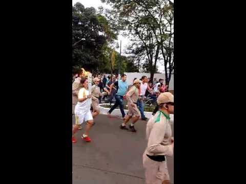 Tocha Olímpica em Paraguaçu Paulista 3 mp4