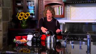 Aura 2 Quart Enamel Teakettle  Demo Video Icon