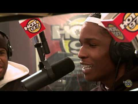 Asap - The ASAP Mob stops by Flex to drop a very rare freestyle session. Hot97tv: http://www.hot97.com Twitter: https://twitter.com/HOT97 Facebook: https://www.face...