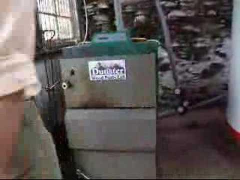 Vigas Wood Fuelled Boiler - Part 2 of 2