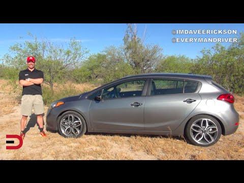 Detailed Review: 2015 Kia Forte5 on Everyman Driver