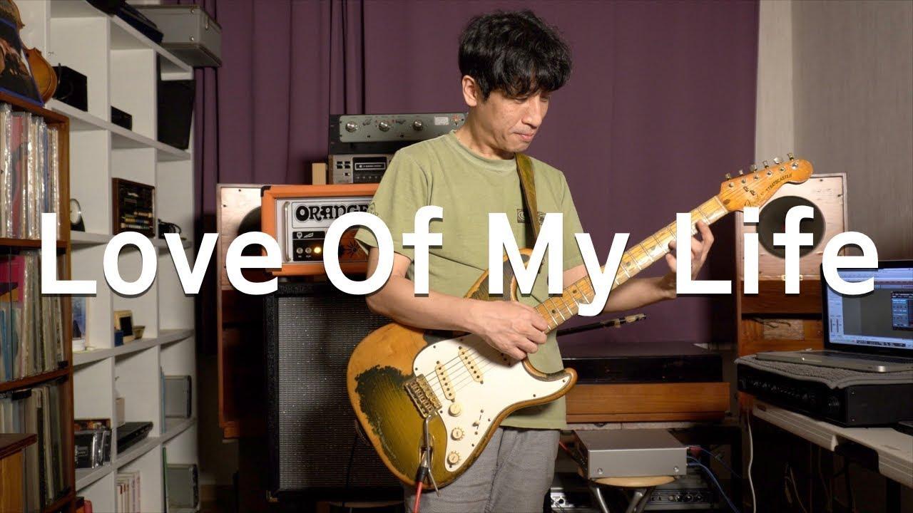 신윤철 (YoonChul Shin) – Love Of My Life (원곡 : Queen) / Electric Guitar / 기타 연주