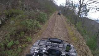 8. 2015 Suzuki KingQuad 500 - VA Riding 5/17