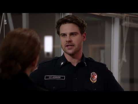 Jack Gibson Advocates for Andy – Station 19 Season 1 Episode 3