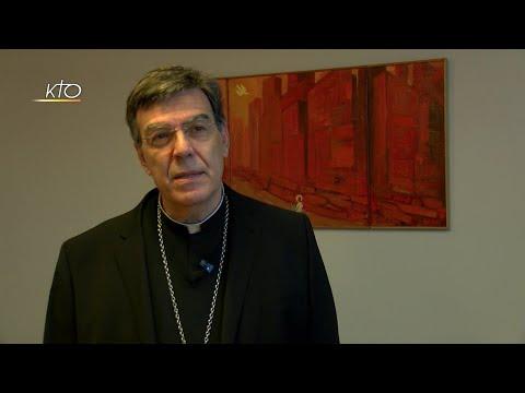 Portrait par KTO de Mgr Aupetit, nouvel archevêque de Paris