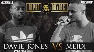 Alpha Royale x TopTier Takeover Battle #4 Davie Jones vs Meidi