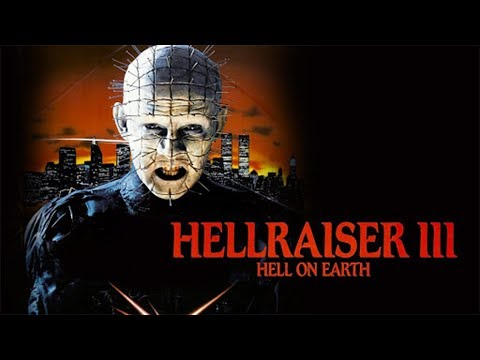 Hellraiser 3 Hell On Earth (1992) Review Critca
