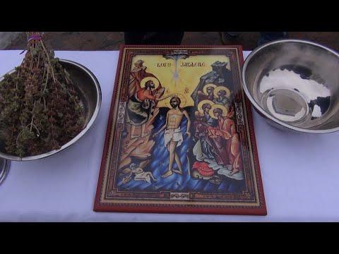 ПРАЗНИЧНА БОГОСЛУЖЕЊА У ХРАМУ ВАЗНЕСЕЊА ГОСПОДЊЕГ