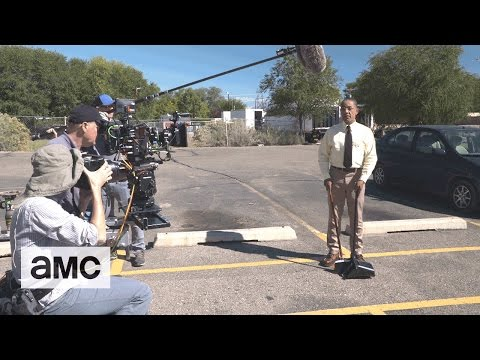 Better Call Saul Season 3 Behind the Scenes 'Greeting from Set'