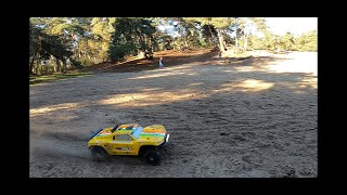 MGM 12S MCD W5 off road run drifting