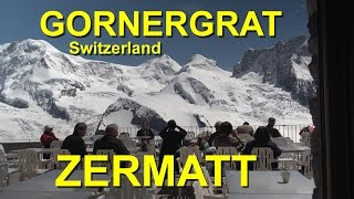 Please subscribe:  http://bit.ly/2pmdyeuSwitzerland playlist  http://bit.ly/2qsUismGornergrat Mountain in Zermatt, Switzerland, offers the finest Alpine view in Europe, surrounded by more high peaks than any other place in the Alps from the Gornergrat, including a perfect angle on the Matterhorn. The panorama includes 29 peaks that are 4000 meters or more in height, which is practically every tall mountain in Switzerland from one spot.The Gornergrat, at 10,290 feet, is remarkable for the fact that there's an unbroken range of magnificent snow peaks on every side. There's not a single break in the chain. It's an isolated rocky peak that enables one to survey at leisure the marvelous scenes all around. In the video we show tips on how to get the most out of your visit, including a delightful easy hiking trail on the lower flank for a nice walk back into Zermatt.The Gornergrat also boasts the highest shopping mall in Europe. And they've got the highest hotel in the Alps. The outdoor cafe terrace is an ideal spot to sit back, have a beverage and enjoy the view of Europe's tallest mountain, Mont Blanc, right in front of you.See more Swiss movies:  http://bit.ly/2mdurToour travel video website: http://tourvideos.com/