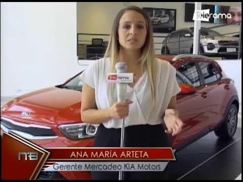 Kia Motors Ecuador presenta nuevo Suv Stonic Europa