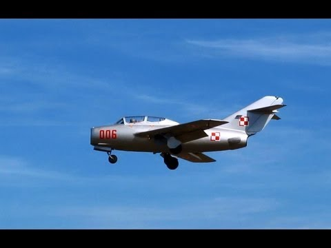 2013 - Legendary MIG-15 in the...
