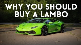 How Buying A Lamborghini Will CHANGE Your Life! by Vehicle Virgins
