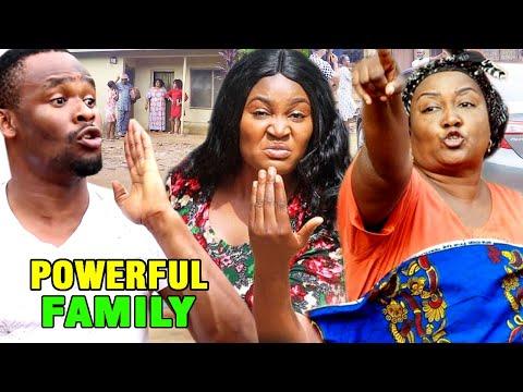 Powerful Family - (Complete Movie)  Ebele Okaro & Zubby Micheal 2020 Latest Nigerian Movie